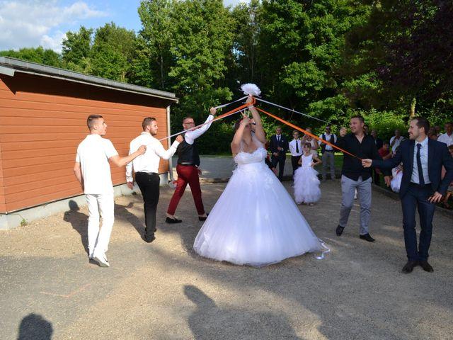 Le mariage de Yohann et Morgane  à Fontaine-Saint-Lucien, Oise 35