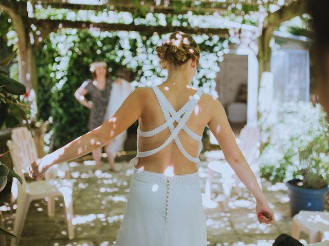 Le mariage de Adrien et Lise à Condat-sur-Trincou, Dordogne 1