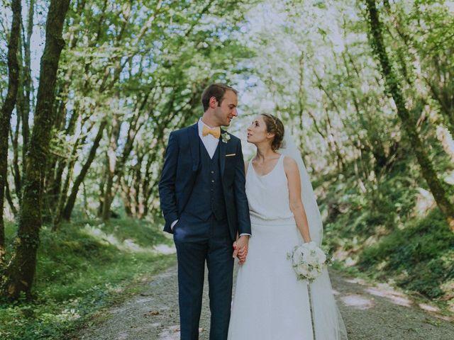 Le mariage de Adrien et Lise à Condat-sur-Trincou, Dordogne 12