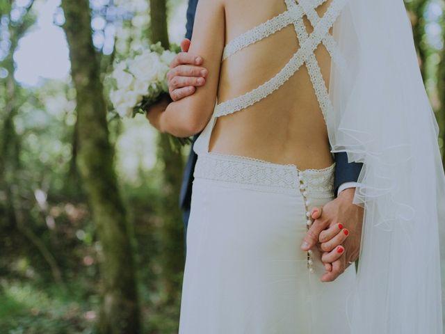 Le mariage de Adrien et Lise à Condat-sur-Trincou, Dordogne 13