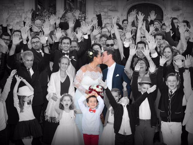 Le mariage de Lynda et Cyril