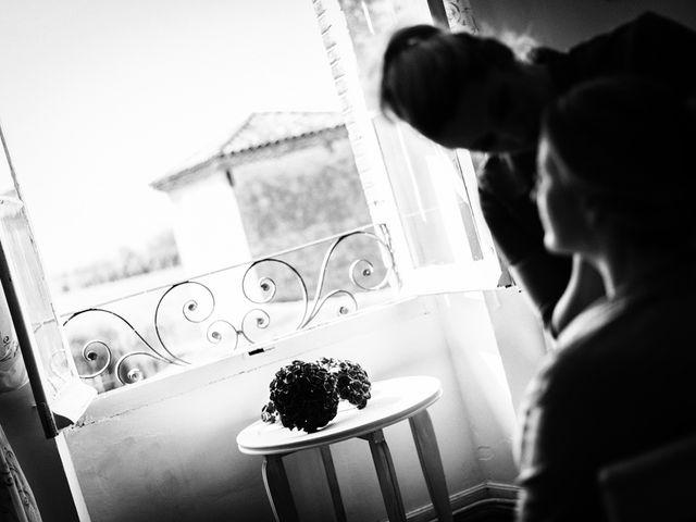 Le mariage de Olivier et Ellen à Pamiers, Ariège 9