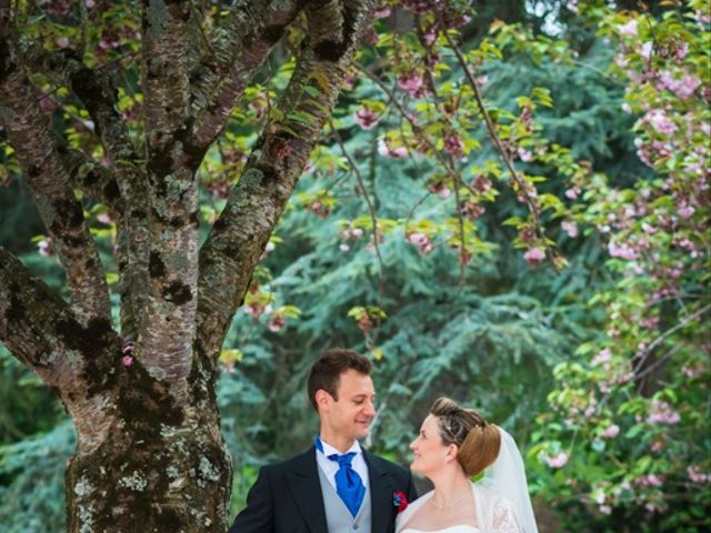 Le mariage de Olivier et Ellen à Pamiers, Ariège 29