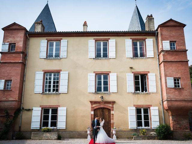 Le mariage de Olivier et Ellen à Pamiers, Ariège 31