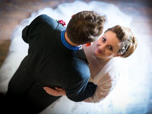 Le mariage de Ellen et Olivier