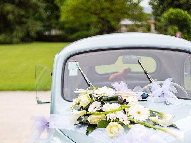 Le mariage de Cédric et Christelle à Beauvoir-en-royans , Isère 5
