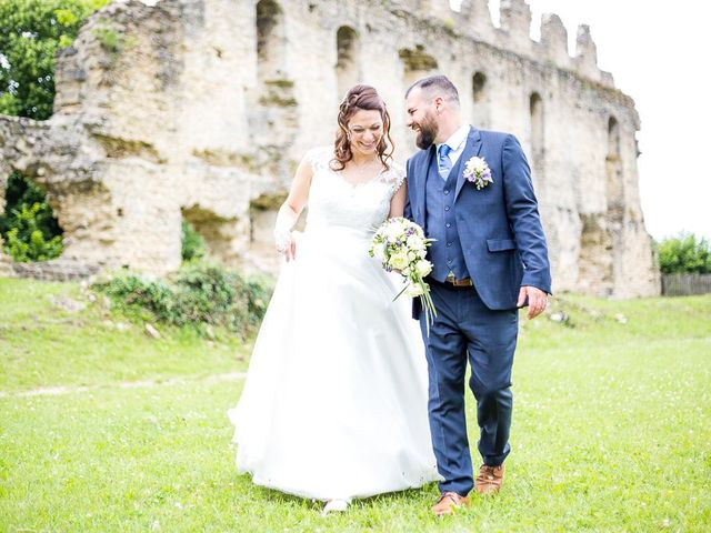 Le mariage de Cédric et Christelle à Beauvoir-en-royans , Isère 2