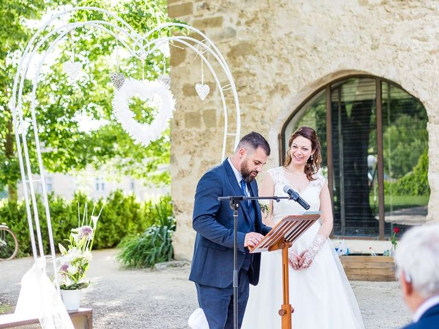 Le mariage de Cédric et Christelle à Beauvoir-en-royans , Isère 12