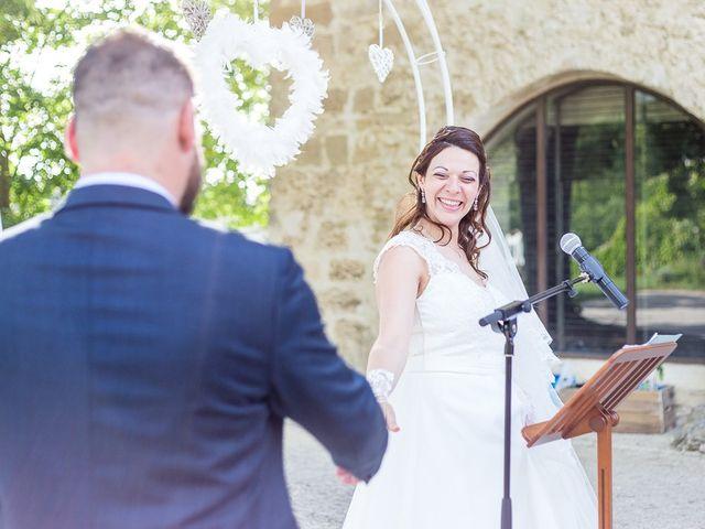 Le mariage de Cédric et Christelle à Beauvoir-en-royans , Isère 13