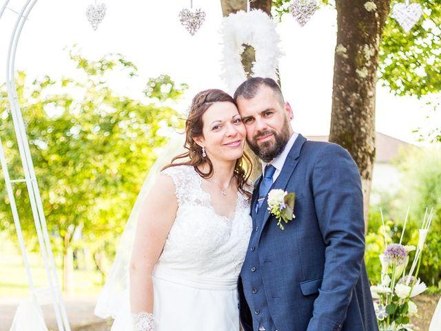 Le mariage de Cédric et Christelle à Beauvoir-en-royans , Isère 20