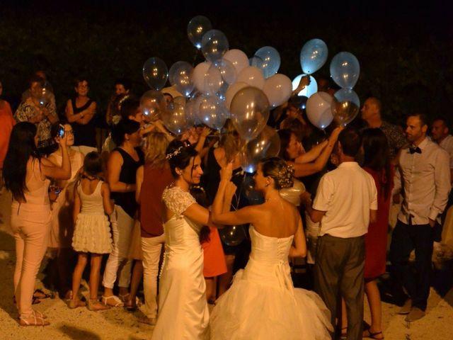 Le mariage de Florence et Aurélie à La Crau, Var 8