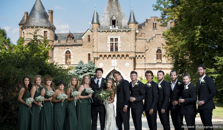 Le mariage de Ben et Joanne à Clermont-Ferrand, Puy-de-Dôme