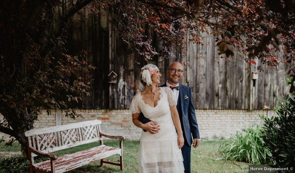 Le mariage de Stéphane et Angélique à Semide, Ardennes