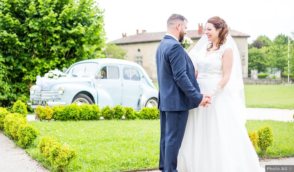 Le mariage de Cédric et Christelle à Beauvoir-en-royans , Isère