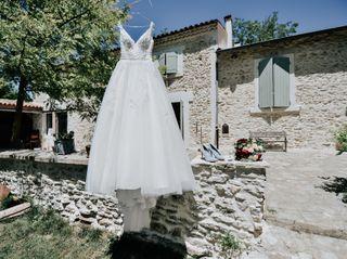 Le mariage de Clémence et Thibaut 1