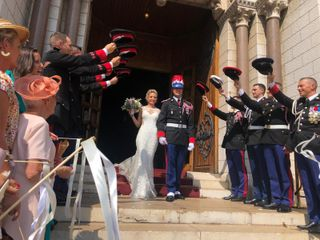 Le mariage de Chloé et Emeric 1