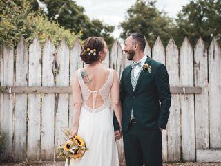 Le mariage de Julie et Hernan