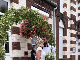 Le mariage de Roxane  et Florent 1