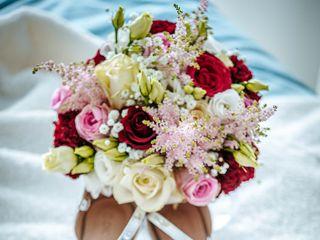 Le mariage de Coralie et Mohamed 1