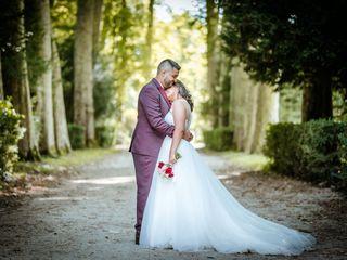 Le mariage de Coralie et Mohamed