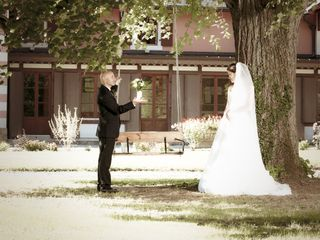 Le mariage de Iuliia et Chadi