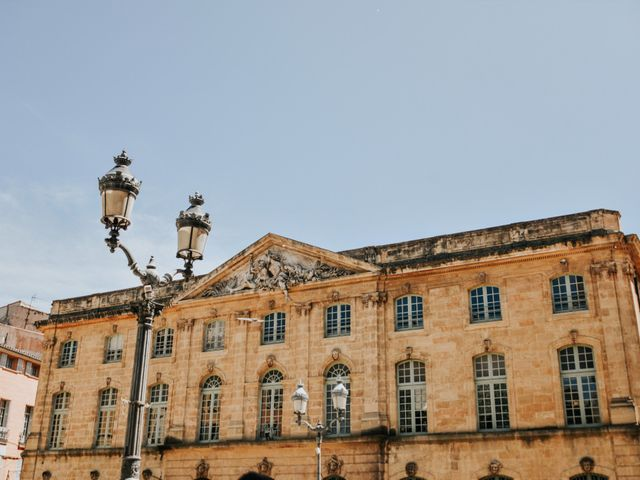 Le mariage de Thibaut et Clémence à Aix-en-Provence, Bouches-du-Rhône 11