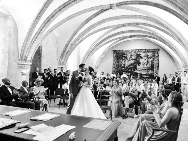 Le mariage de Thibaut et Clémence à Aix-en-Provence, Bouches-du-Rhône 17