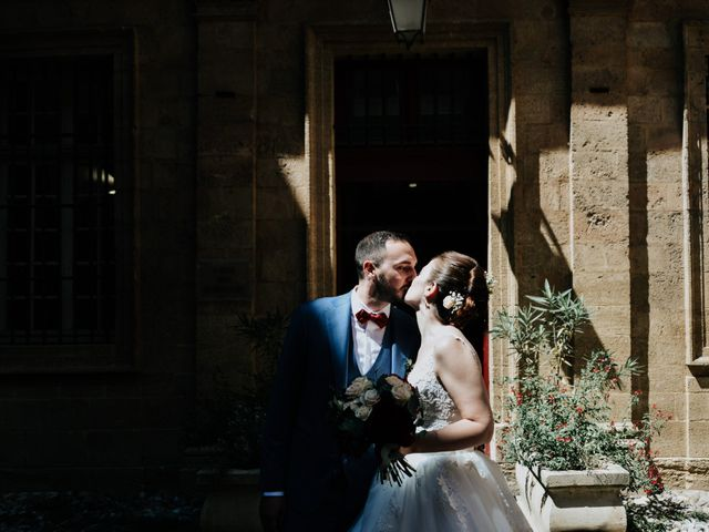 Le mariage de Thibaut et Clémence à Aix-en-Provence, Bouches-du-Rhône 20