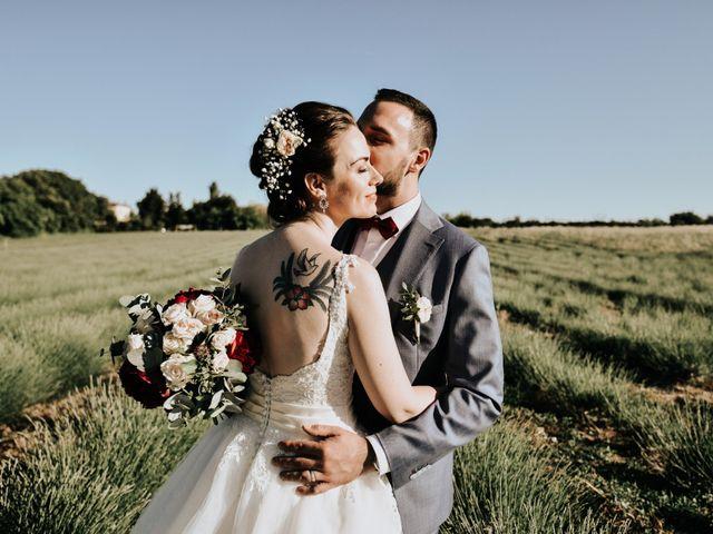 Le mariage de Clémence et Thibaut