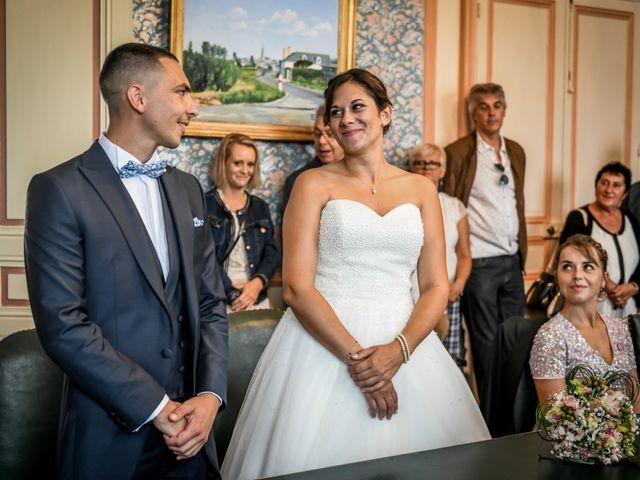 Le mariage de Simon et Pauline à Mazé, Maine et Loire 43
