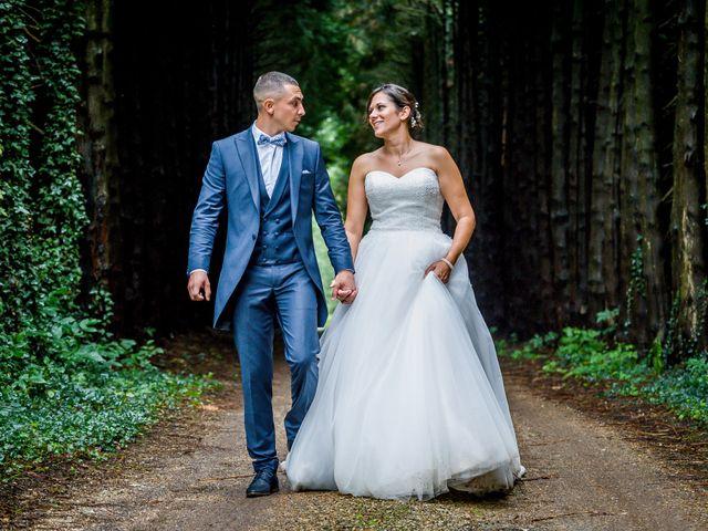 Le mariage de Simon et Pauline à Mazé, Maine et Loire 74