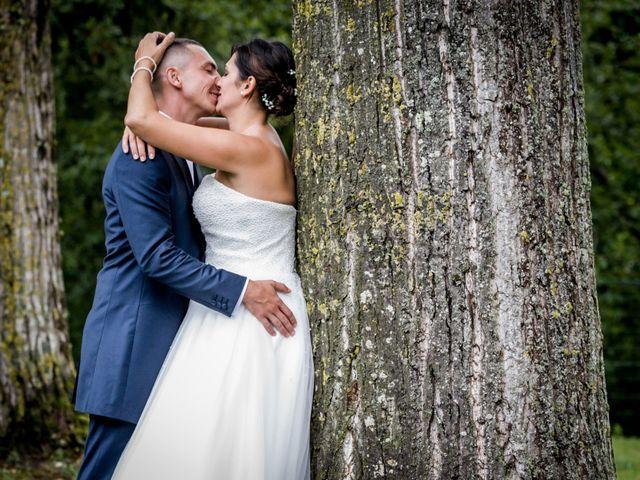 Le mariage de Simon et Pauline à Mazé, Maine et Loire 76