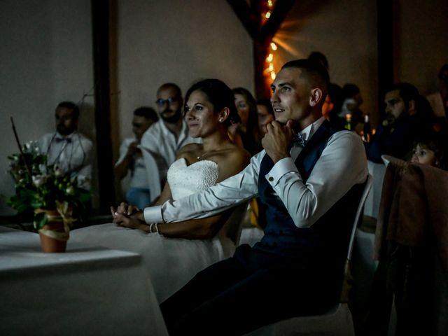 Le mariage de Simon et Pauline à Mazé, Maine et Loire 82