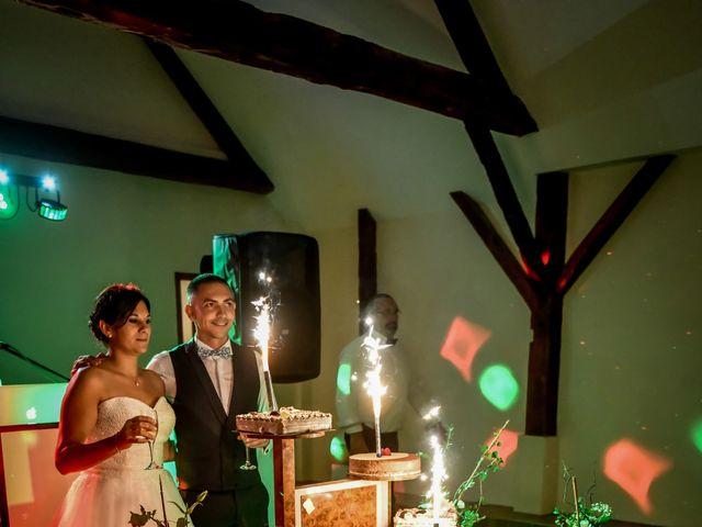 Le mariage de Simon et Pauline à Mazé, Maine et Loire 84
