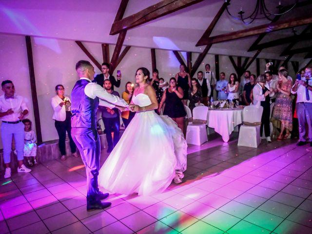 Le mariage de Simon et Pauline à Mazé, Maine et Loire 91