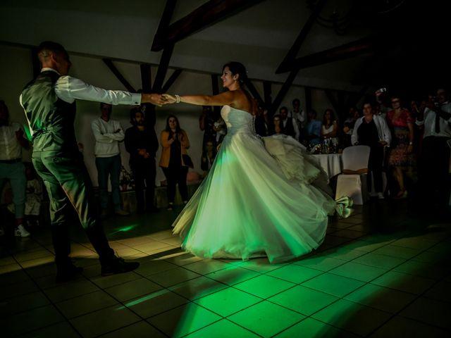 Le mariage de Simon et Pauline à Mazé, Maine et Loire 92