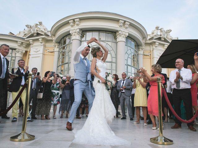 Le mariage de Emeric et Chloé à Beaulieu-sur-Mer, Alpes-Maritimes 6
