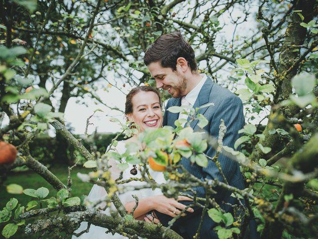 Le mariage de Alexis et Marie à Lyons-la-Forêt, Eure 74
