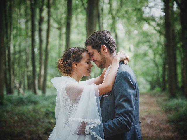 Le mariage de Alexis et Marie à Lyons-la-Forêt, Eure 77