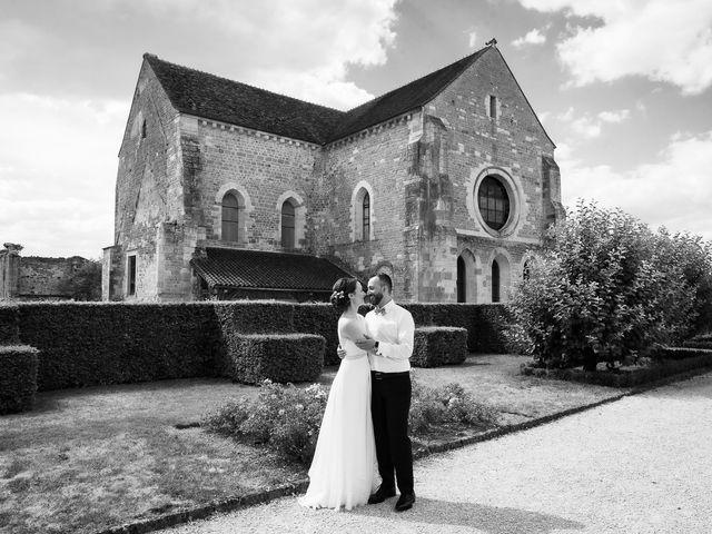 Le mariage de Hernan et Julie à Menetou-Couture, Cher 37