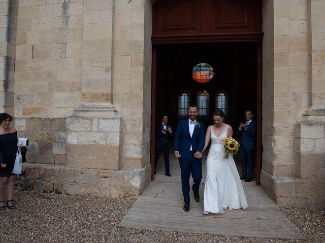 Le mariage de Hernan et Julie à Menetou-Couture, Cher 46
