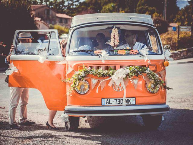 Le mariage de Julien et Anne à Roquefort-les-Pins, Alpes-Maritimes 3