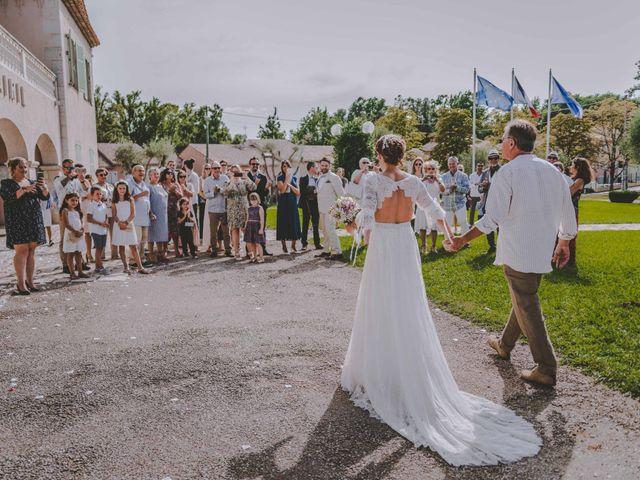 Le mariage de Julien et Anne à Roquefort-les-Pins, Alpes-Maritimes 9