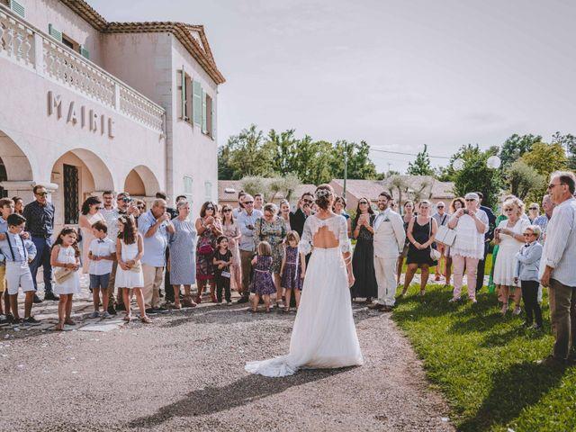 Le mariage de Julien et Anne à Roquefort-les-Pins, Alpes-Maritimes 10