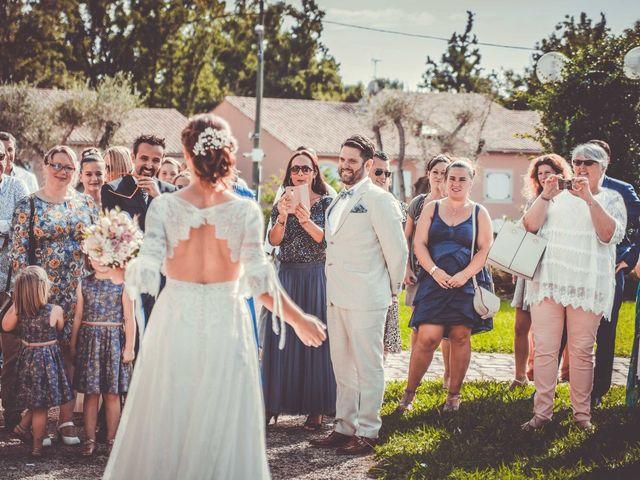 Le mariage de Julien et Anne à Roquefort-les-Pins, Alpes-Maritimes 11