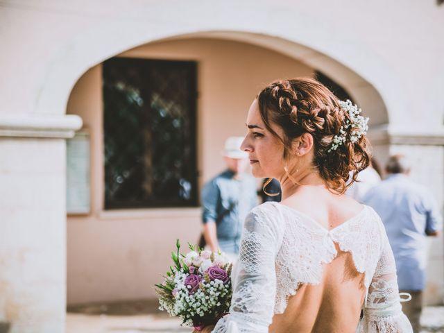 Le mariage de Julien et Anne à Roquefort-les-Pins, Alpes-Maritimes 12