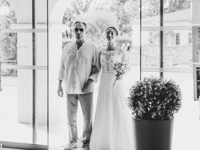 Le mariage de Julien et Anne à Roquefort-les-Pins, Alpes-Maritimes 13