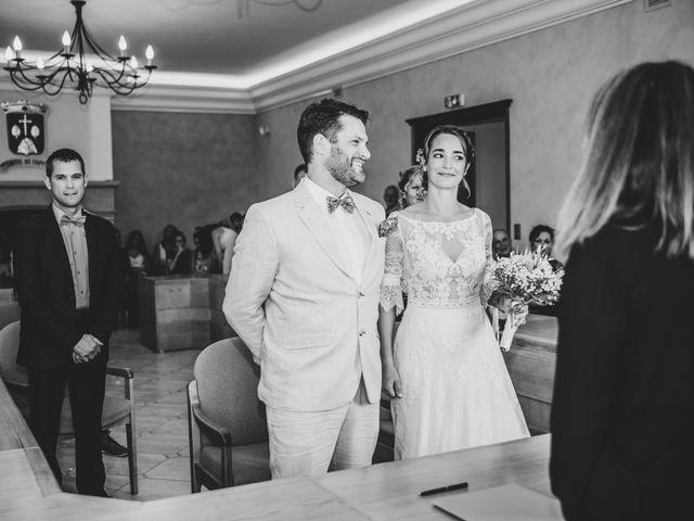 Le mariage de Julien et Anne à Roquefort-les-Pins, Alpes-Maritimes 14