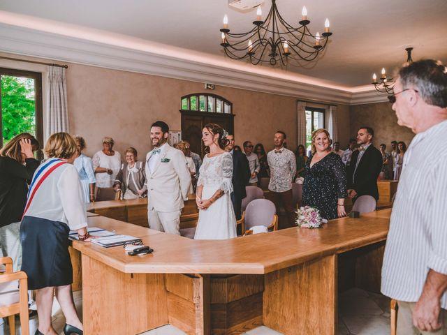 Le mariage de Julien et Anne à Roquefort-les-Pins, Alpes-Maritimes 15