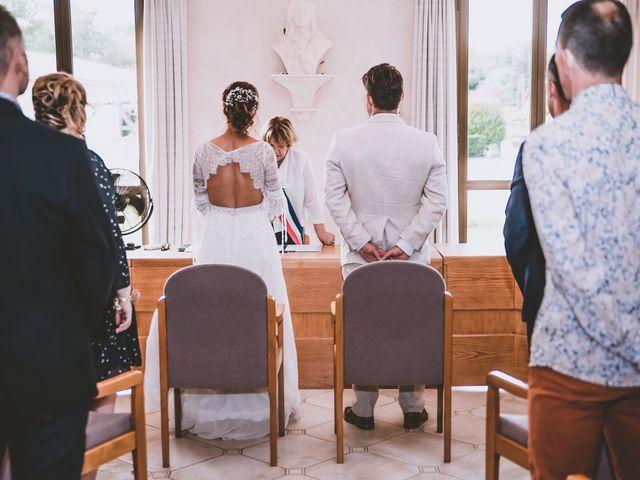 Le mariage de Julien et Anne à Roquefort-les-Pins, Alpes-Maritimes 16